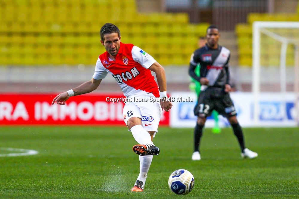 Joao MOUTINHO  - 14.01.2015 - Monaco / Guingamp - 1/4Finale Coupe de la Ligue<br /> Photo : Jean Christophe Magnenet / Icon Sport