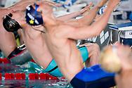 MORA Lorenzo Vigili del Fuoco <br /> 50 Dorso Uomini<br /> Riccione 10-04-2018 Stadio del Nuoto <br /> Nuoto campionato italiano assoluto 2018<br /> Photo &copy; Andrea Masini/Deepbluemedia/Insidefoto