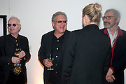 ANTHONY FAWCETT; JEREMY ISAACS;  KATE MOSS; JOHN TIBERI,  Art Plus Music Party 2010. Whitechapel art Gallery.  To raise money for the gallery';s education and community programme. 22 April 2010.