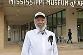 James Meredith speaks at MS Museum of Art