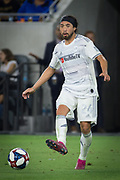 LAFC midfielder (24) during an MLS soccer match, Wednesday, Aug. 21, 2019, in Los Angeles. (Ed Ruvalcaba/Image of Sport)