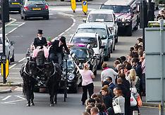 Funeral of murder victim Tia Sharpe 14-9-12