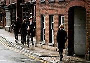 Eton school boys, England