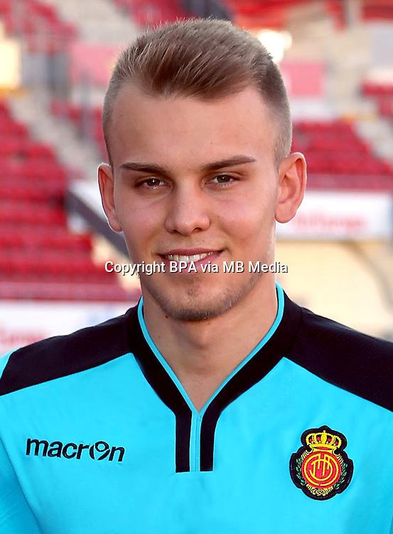 Spain - La Liga Adelante 2015-2016 /<br /> ( Rcd Mallorca ) - <br /> Timon Wellenreuther