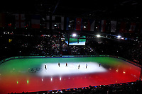 Panoramic View <br /> Men Short Program <br /> Milano 22/03/2018 Assago Forum <br /> Milano 2018 - ISU World Figure Skating Championships <br /> Foto Andrea Staccioli / Insidefoto