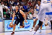 DESCRIZIONE : Sassari Lega Serie A 2014/15 Beko Supercoppa 2014 Semifinale Dinamo Banco di Sardegna Sassari Acea Virtus Roma<br /> GIOCATORE : Brandon Triche<br /> CATEGORIA : Palleggio Penetrazione<br /> SQUADRA :Acea Virtus Roma<br /> EVENTO : Beko Supercoppa 2014 <br /> GARA : Dinamo Banco di Sardegna Sassari Acea Virtus Roma <br /> DATA : 04/10/2014 <br /> SPORT : Pallacanestro <br /> AUTORE : Agenzia Ciamillo-Castoria/Max.Ceretti<br /> Galleria : Lega Basket A 2014-2015 <br /> Fotonotizia : Sassari Lega Serie A 2014/15 Beko Supercoppa 2014 Semifinale Dinamo Banco di Sardegna Sassari Acea Virtus Roma<br /> Predefinita :