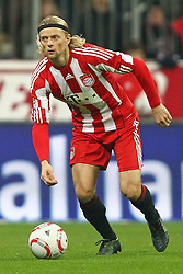 29.10.2010, Allianz Arena, Muenchen, GER, 1.FBL, FC Bayern Muenchen vs SC Freiburg, im Bild  Anatoliy Tymoshchuk (Bayern #44) , EXPA Pictures © 2010, PhotoCredit: EXPA/ nph/  Straubmeier+++++ ATTENTION - OUT OF GER +++++