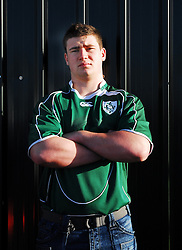 Jamie Deverfrom Westport RFC selected for Ireland Youths (U18's)...Pic Conor McKeown