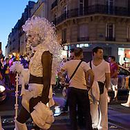 = paris fete de la musique, gay pride +