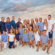 Moore Family Beach Photos
