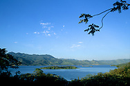 Lake Arenal, Costa Rica.<br />