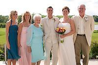 Amanda and Justin wedding photographs