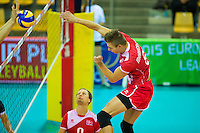 CEV european league Denmark - Austria