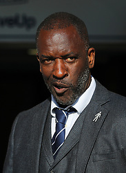 Southend United manager Chris Powell - Mandatory by-line: Richard Calver/JMP - 05/05/2018 - FOOTBALL - Roots Hall - Southend-on-Sea, England - Southend United v Bristol Rovers - Sky Bet League One