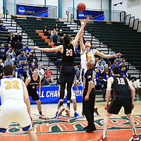 Men's Basketball: Clarks Summit University Defenders vs.