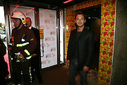 JUDE LAW, Young Vic fundraising Gala after performance of Vernon God Little. The cut. London. 10 May 2007.  -DO NOT ARCHIVE-© Copyright Photograph by Dafydd Jones. 248 Clapham Rd. London SW9 0PZ. Tel 0207 820 0771. www.dafjones.com.