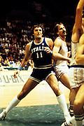 Europei Francia 1983 - Dino Meneghin