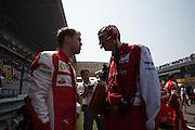 April 10-12, 2015: Chinese Grand Prix - Sebastian Vettel (GER), Ferrari