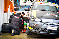 Silverstone hosted the Alfa Romeo Championship, 34 drivers battled their way through to the finals. I was behind the scene's with the Pro Alfa team
