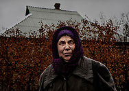 Luhanske, eastern Ukraine, Nov. 2017.<br />