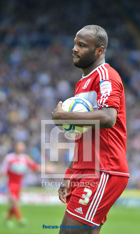 Picture by Richard Land/Focus Images Ltd +44 7713 507003.04/05/2013.Andre Bikey of Middlesbrough during the npower Championship match at Hillsborough, Sheffield.