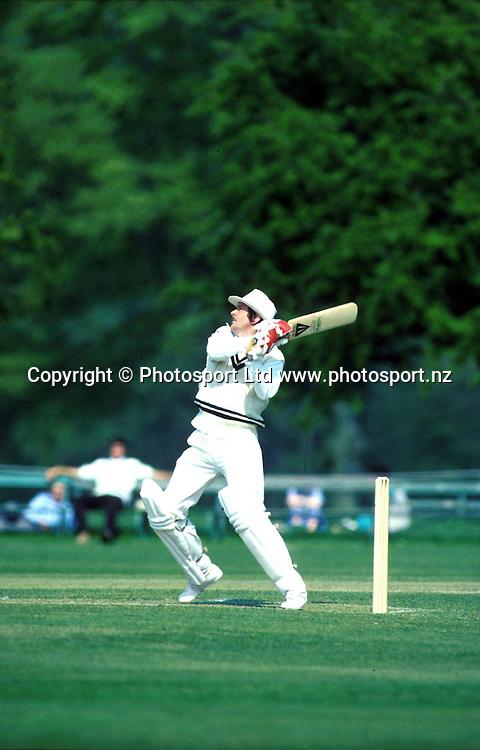 Batsman Glenn Turner during a test match, New Zealand mens cricket. Archival. Photo: PHOTOSPORT