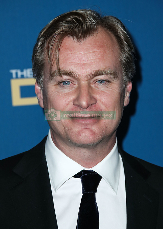 BEVERLY HILLS, LOS ANGELES, CA, USA - FEBRUARY 03: 70th Annual Directors Guild Of America Awards held at The Beverly Hilton Hotel on February 3, 2018 in Beverly Hills, Los Angeles, California, United States. 03 Feb 2018 Pictured: Christopher Nolan. Photo credit: IPA/MEGA TheMegaAgency.com +1 888 505 6342