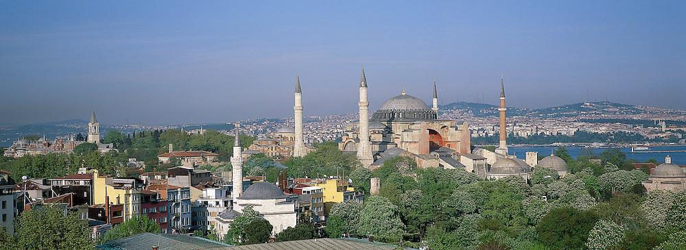 Turquie - Istanbul - Sainte Sophie - Aya Sofya // Hagia Sophia,  Istanbul, Turkey