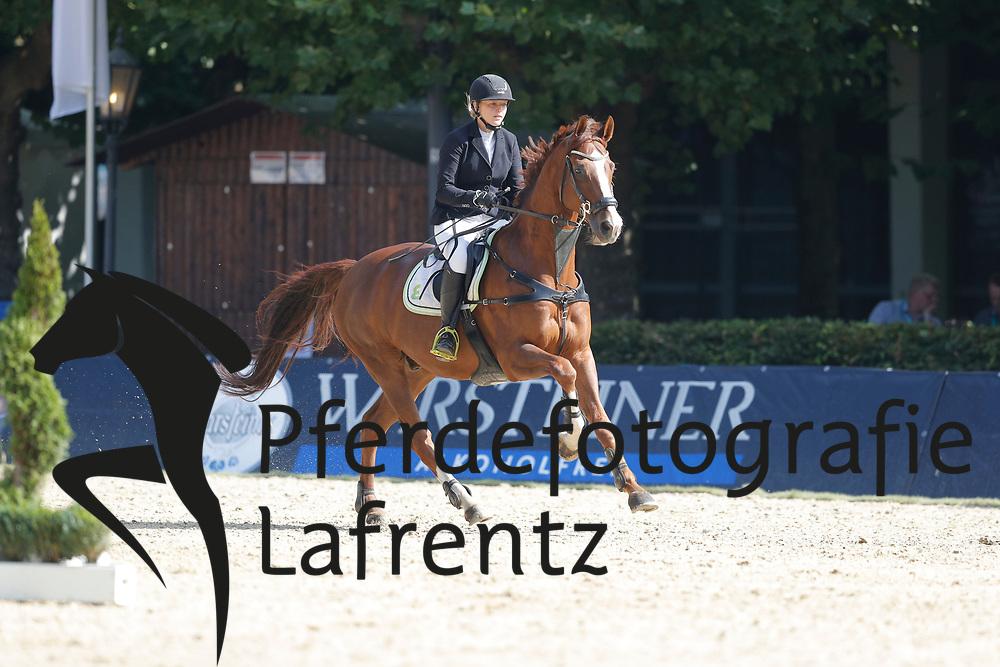 Eggersmann, Friederike (GER) Lauricio<br /> Paderborn - Paderborn Challenge 2016<br /> © www.sportfotos-lafrentz.de