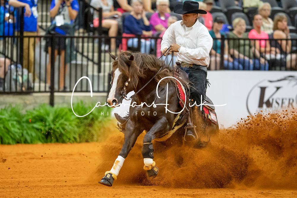 Fonck Bernard, BEL, What A Wave<br /> World Equestrian Games - Tryon 2018<br /> © Hippo Foto - Dirk Caremans<br /> 15/09/2018