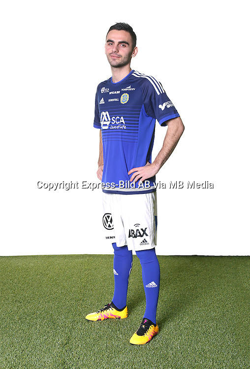 Granit Buzuku<br /> Helfigur<br /> @leverans<br /> Allsvenskan 2016<br /> Fotboll