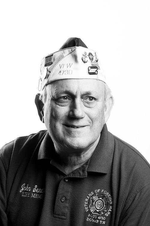 John Senatore<br /> Army<br /> E-5<br /> Photographer<br /> 1959 - 1962<br /> Korea<br /> <br /> Veterans Portrait Project<br /> St. Louis, MO