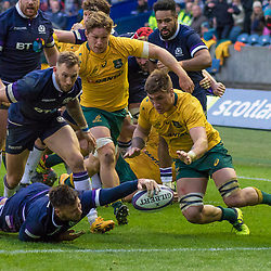 Scotland v Australia | Autumn Tests | 25 November 2017