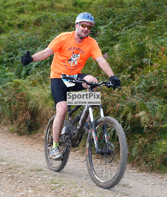 CRAGGY ISLAND TRIATHLON..... Patrick Marrs competing in Craggy Island Triathlon..(c) STEPHEN LAWSON | SportPix.org.uk