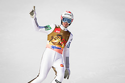 Robert Kranjec (SLO) during the Ski Flying Hill Team Competition at Day 4 of FIS Ski Jumping World Cup Final 2016, on March 20, 2016 in Planica, Slovenia. Photo by Ziga Zupan / Sportida