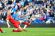 Brighton and Hove Albion v Charlton Athletic 12/04/2014