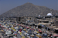Locall traffic in Jada Mawand