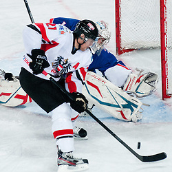 20120416: SLO, Ice Hockey - IIHF World Championship DIV. I Group A Slovenia 2012, Austria vs GBR