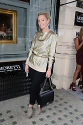 OLIVIA BUCKINGHAM at Harper's Bazaar & Viva Model Management London opening of a Self-Portraits exhibition at the Moretti Galery, Ryder Street, London on 3rd September 2013.