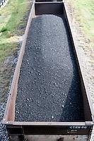 Union Pacific Coal Unit Train on Mopac, Austin, TX.