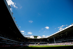 General View as the match gets underway - Photo mandatory by-line: Rogan Thomson/JMP - 07966 386802 - 16/05/2015 - SPORT - FOOTBALL - London, England - White Hart Lane - Tottenham Hotspur v Hull City - Barclays Premier League.