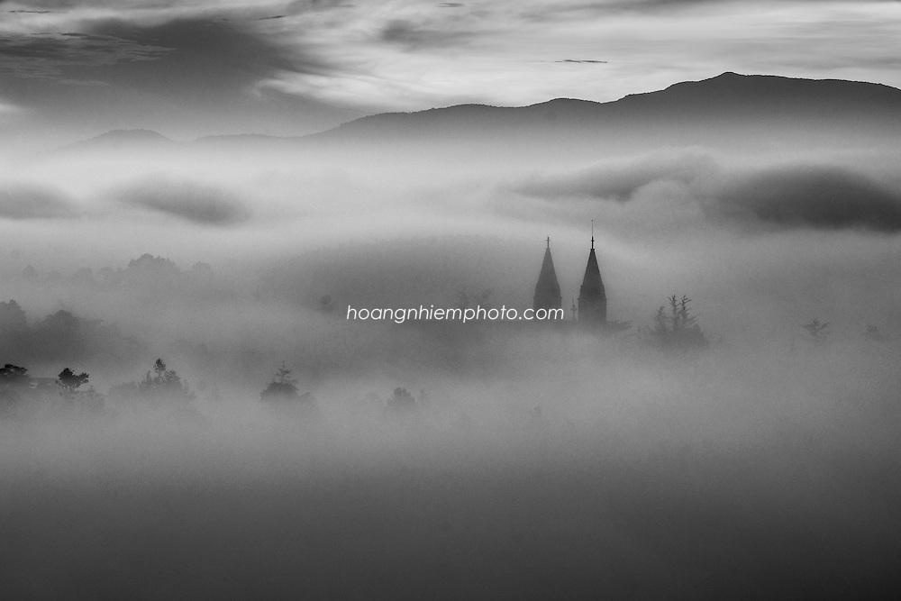 Vietnam Images-landscape-Bảo Lộc hoàng thế nhiệm