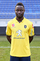 Joseph LOPY - 04.10.2014 - Photo officielle Sochaux - Ligue 2 2014/2015<br /> Photo : Icon Sport