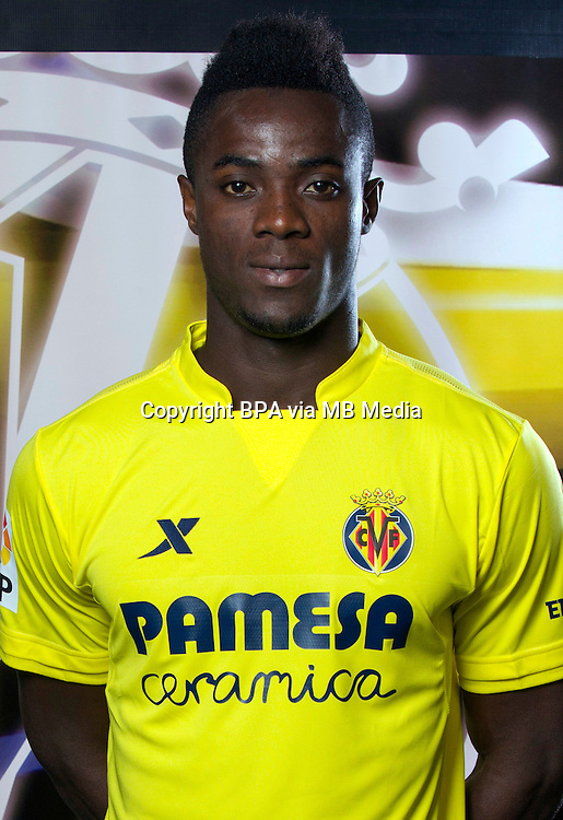 Spain - Liga BBVA 2015-2016 / <br /> ( Villarreal C.F. ) - <br /> Eric Bertrand Bailly