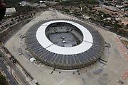 Belo Horizonte_MG, Brasil.<br /> <br /> Imagem aerea do Mineirao (Governador Magalhaes Pinto) na Pampulha.<br /> <br /> Aerial view of Mineirao (Governador Magalhaes Pinto) in Pampulha.<br /> <br /> Foto: ALEXANDRE MOTA / NITRO
