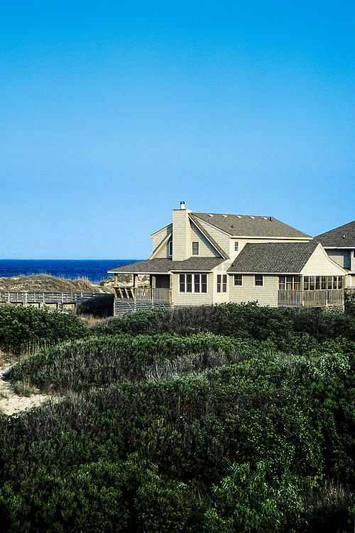 Beach house, Outer Banks, Carolla, North Carolina