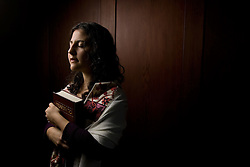Carla Fenves, Stanford Jewish student at Taube Hillel House