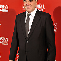 HONG KONG - MARCH 23:  U.S. director Oliver Stone arrives to the Asian Film Awards 2009 at the Hong Kong Convention and Exhibition Centre on March 23, 2009 in Hong Kong.  Photo by Victor Fraile / studioEAST