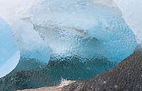 Ocean Ice, Kongsfjorden, Spitsbergen, Svalbard