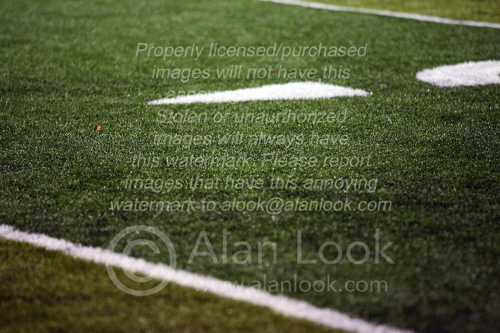 26 October 2012: Galesburg Silver Streaks v Normal University High Pioneers Football in Normal Illinois